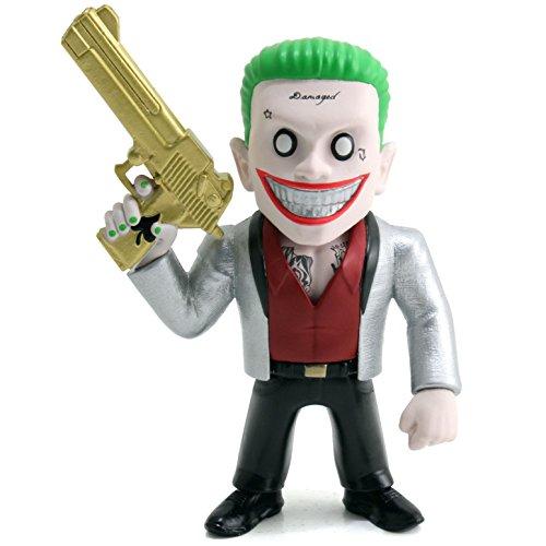 Metals Suicide Squad 4 inch Movie Figure - Joker Boss (M19)