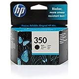 HP OfficeJet J 5730 - Original HP CB335EE / Nr 350 - Cartouche d'encre Noir -