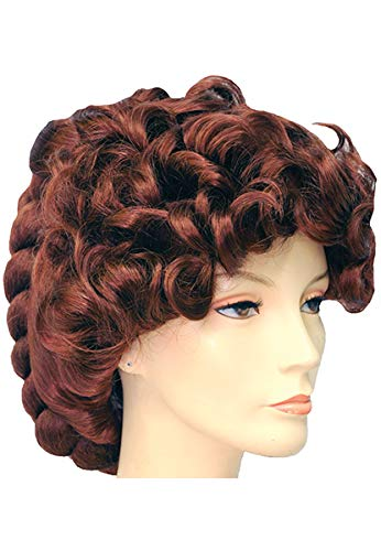 Lacey Wigs Wig 1870 Wig White -