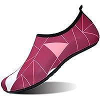 JIASUQI Womens and Mens Summer Outdoor Water Shoes Aqua...