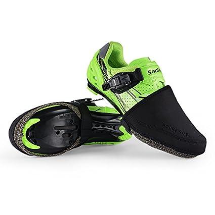 Amazon Com Rockbros Kevlar Cycling Bike Shoe Toe Cover Warmer