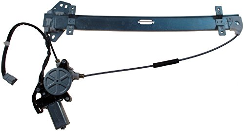 Dorman 751 024 front left power window regulator and motor for 2002 acura mdx window regulator