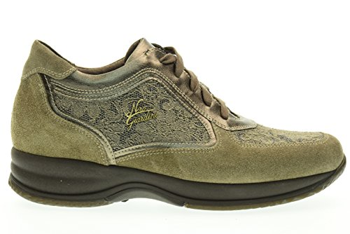 A616062d Giardini Beige Basse 501 Donna Nero Sneakers wRqzUPB