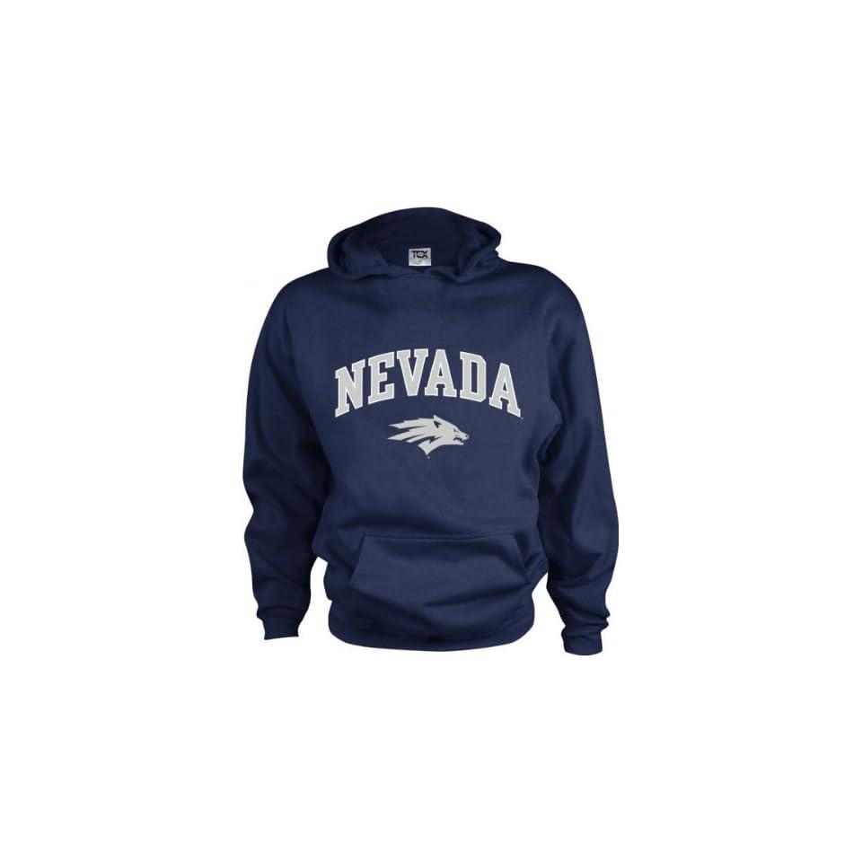 Nevada Wolf Pack Kids/Youth Perennial Hooded Sweatshirt