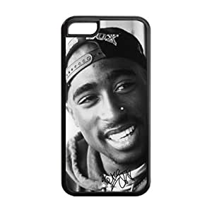 Tupac 2pac Case Fits Iphone 5c Cover Hard Protective Cases at NewOne by icecream design