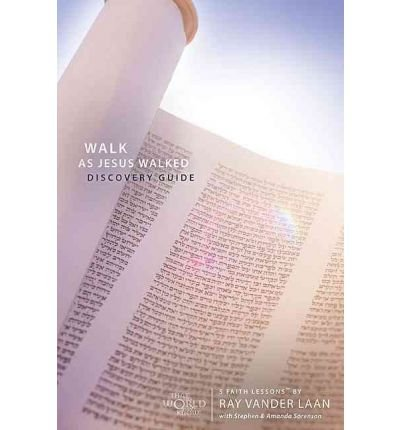 [ { WALK AS JESUS WALKED DISCOVERY GUIDE WITH DVD: MAKING DISCIPLES } ] by Vander Laan, Ray (AUTHOR) Nov-16-2010 [ Paperback ]