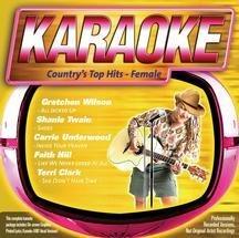 Karaoke: Country's Top Hits - Female (Karaoke Top)
