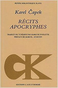 Récits apocryphes
