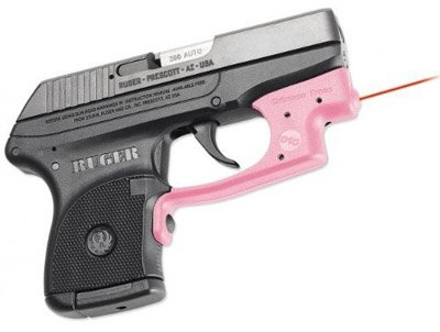 Crimson Trace LG-431 Ruger LCP Laser Guard, Pink (Ruger Lcp 380 Crimson Trace For Sale)