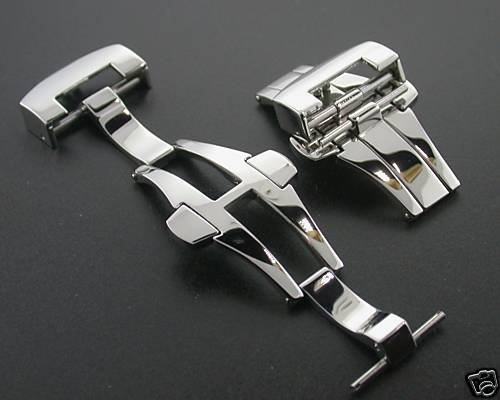 20mm Deployment Clasp Buckle For Panerai 22mm Strap Polish