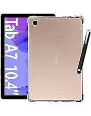 "Capa TPU Silicone Tablet Samsung Galaxy Tab A7 10.4"" (2020) SM- T500 / T505 + Caneta Touch"