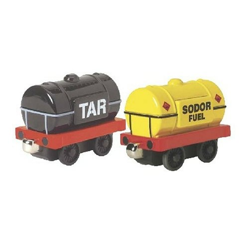 RC2 / Learning Curve Take Along Thomas Tar and Fuel Tanker 2 ()