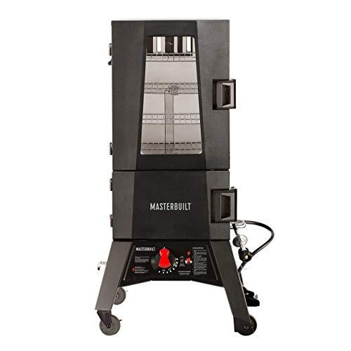 Masterbuilt MB20050118 MPS 330GThermoTemp Propane Smoker, 30