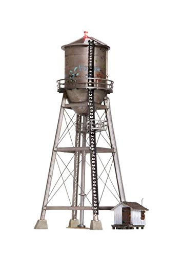 Woodland Scenics BR5866 O Built-Up Rustic Water Tower ()