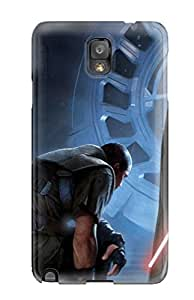 Hot High Quality JeremyRussellVargas Star Wars Skin Case Cover Specially Designed For Galaxy - Note 3