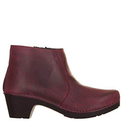 VialeScarpe Bottes pour Femme VialeScarpe Rouge Bottes rrqSdwTc
