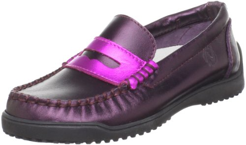 (Naturino 2679 Loafer (Toddler/Little Kid),Vinaccia/Fuxia (500),25 EU (9-9.5 M US)