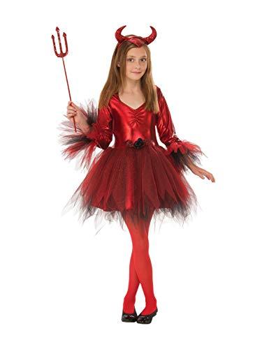 Rubie's Classic Devil Child's Costume, -