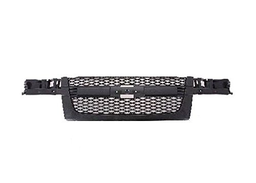 Chevrolet Colorado 04-09 Front Grille Car Ls/Lt -