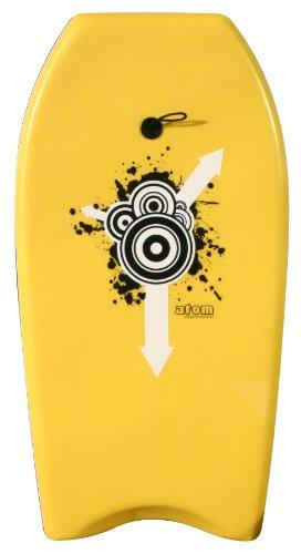 Atom Bodyboard (Yellow, 37-Inch)