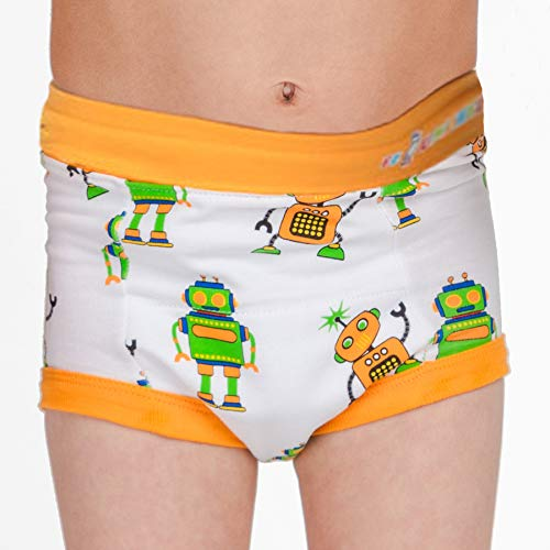 Ez Undeez Toddler Potty Training Pants with Padded Layer