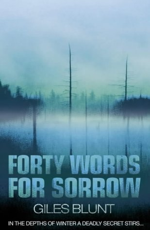 book cover of Forty Words for Sorrow