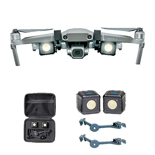 (Lume Cube - Lighting Kit for DJI Mavic 2 Pro and Mavic 2 Zoom)