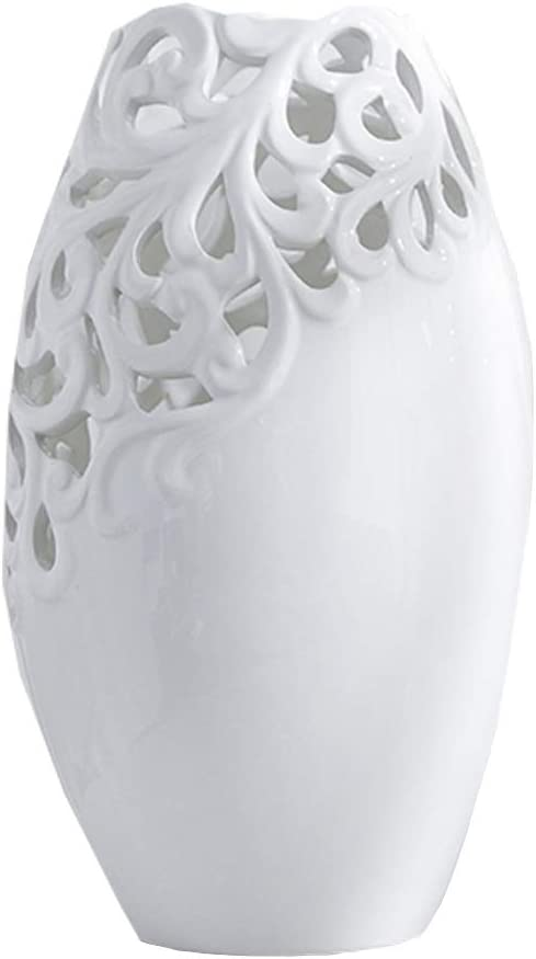 ZLR-floreroLL Floreros de cerámica Modernos para el salón Comedor ...