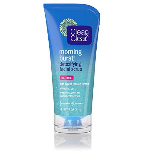 Clean Clear Morning Detoxifying Facial