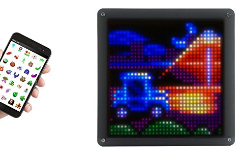 Open Gadgets Pixel, Led Art Frame by Open Gadgets