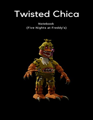 Price comparison product image Twisted Chica Notebook (Five Nights at Freddy's)