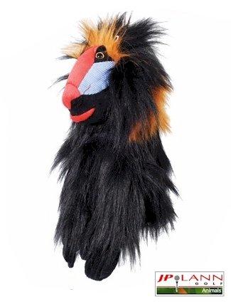 Animal Headcover (MANDRILL) by JP Lann, Outdoor Stuffs