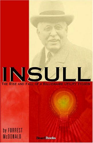 Book cover for Insull