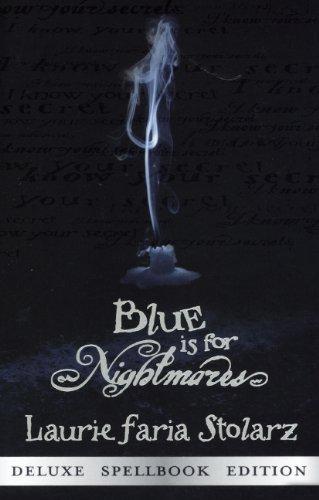 Blue Is For Nightmares (Turtleback School & Library Binding Edition) PDF