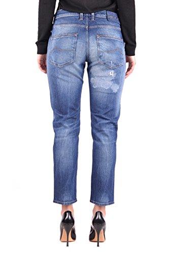 Cotone Blu Jacob Donna Cohen MCBI160400O Jeans XzH8zw