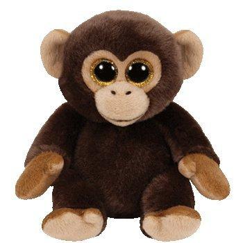Ty Beanie Babies Bananas - Monkey (Monkey Bananas)