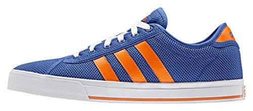 Adidas Dagelijkse Bind - F99618 Wit-blauw-oranje