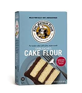 Amazon.com: King Arthur Cake Flour, Unbleached, 2 lb