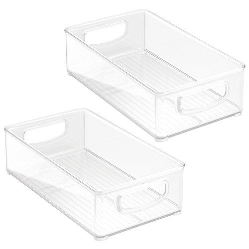 InterDesign Kitchen Organizer Refrigerator Freezer
