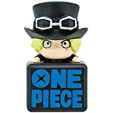 One Piece Phone Double Jack Mascot Figure Part 3~Sabo