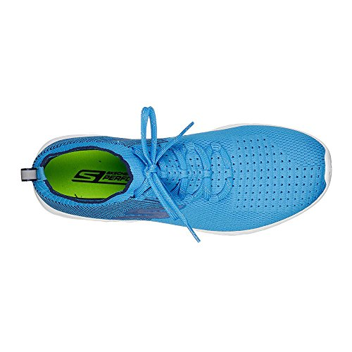 Skechers Go Run 6, Scarpe Sportive Indoor Uomo Blue