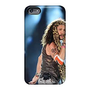 Protective Hard Phone Covers For Iphone 6plus (xcF10009XXzI) Provide Private Custom Attractive Aerosmith Band Pictures