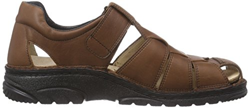 Sandals Men's Kastanie Braun Closed Finn Comfort Brown Preston 6wxqICpH