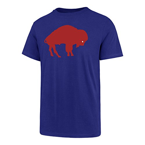 OTS NFL Buffalo Bills Men's Legacy Rival Tee, X-Large, Royal - Buffalo Bills T-shirt