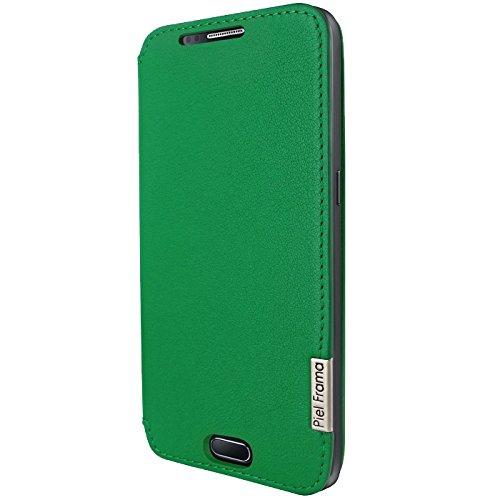 (Piel Frama Wallet Case for Samsung Galaxy S7 - Green)