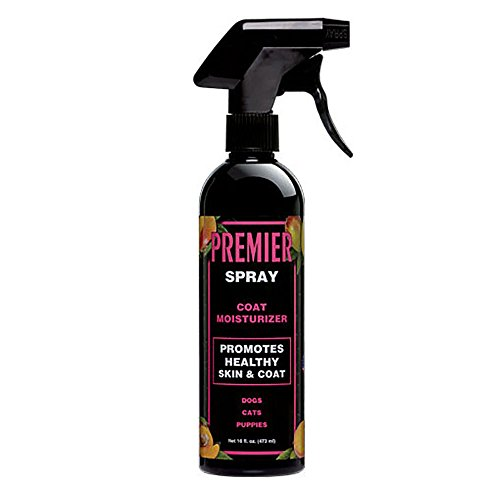 Eqyss Grooming Prod 091-10845 Premier Spray Pet Coat Moisturizer, 16 Oz