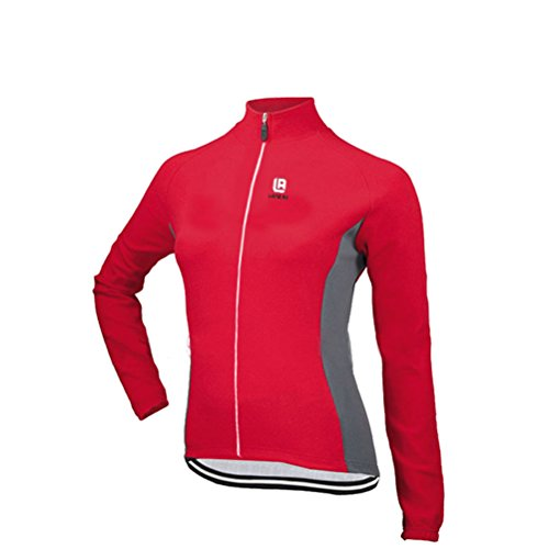 Christmas FHSom Women's's Long Sleeve Full Zip Cycling Breathable Quickly Dry Bicycle Outdoor Jersey Jacket Coat Tops