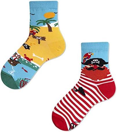 Many Mornings Socken Kinder - Pirate Island Kids