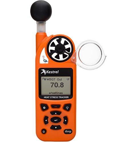 Kestrel 5400 Heat Stress Tracker, Orange