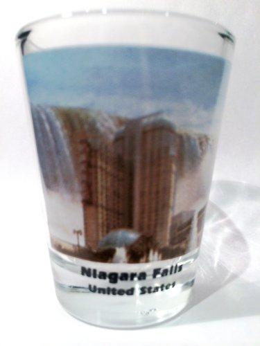 Niagara Falls United States Color Photo Shot - Niagara Glasses Falls